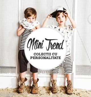 Mini Trend - Colectii cu personalitate