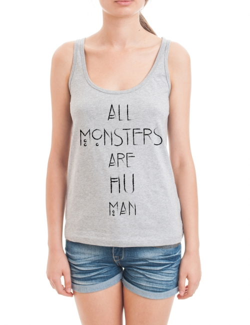 Maieu All Monsters Are Human