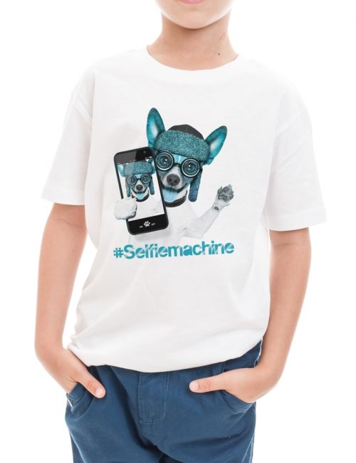 Tricou #selfiemachine