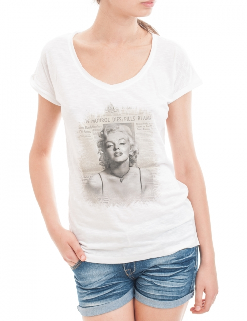 Tricou Marilyn Dies