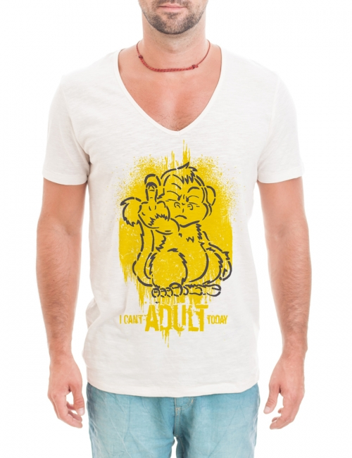 Tricou I Can't Adult Today